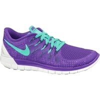 Nike Women's Free 5.0 Running Shoe - Purple | DICK'S Sporting Goods