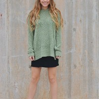 The Aspen Sweater