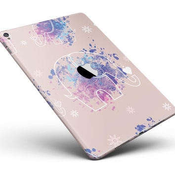 "Fun Sacred Elephants Full Body Skin for the iPad Pro (12.9"" or 9.7"" available)"