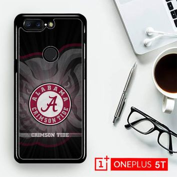 Alabama Crimson Tide G0099  OnePLus 5T / One Plus 5T Case