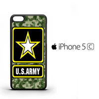 US ARMY Logo A0338 iPhone 5C Case