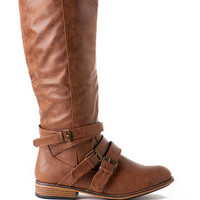 PARKSVILLE BUCKLE RIDING BOOT