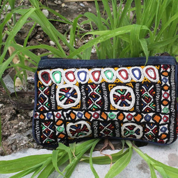 Gypsy Suede Leather Bag for Girls, Banjara Handbag, Hippie Purse with High Fashion