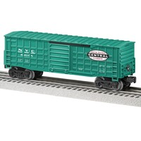 Lionel New York Central Waffle Sided Boxcar