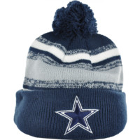 NEW ERA DALLA COWBOYS SPORT KNIT CLASSIC BEANIE