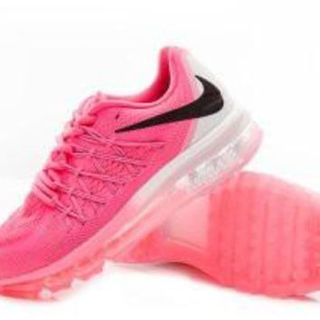 Nike Air Max Pink Womens Running Shoe