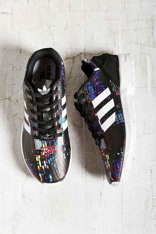 8c4a08bc74bed adidas Originals ZX Flux Running Sneaker from Urban Outfitters