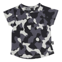 Kipp Kids T-Shirt in Camo Print