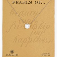 Women's Dogeared Freshwater Pearl Necklace