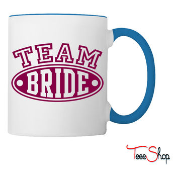 TEAM BRIDEs Coffee & Tea Mug