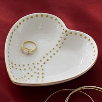 HEART PEACE CATCHALL