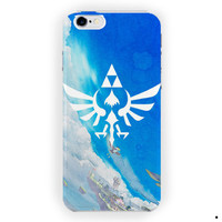 Legend Of Zelda Triforce Of The Gods For iPhone 6 / 6 Plus Case
