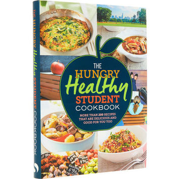 The Hungry Healthy Student Cookbook - Food Gifts - Gifts - TK Maxx