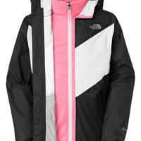The North Face Girl's 'Anura' Hooded Waterproof TriClimate 3-in-1 Rain Jacket