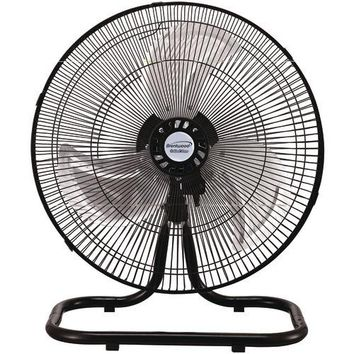 "Brentwood Koolzone 18"" Industrial 3-in-1 Fan (pack of 1 Ea)"
