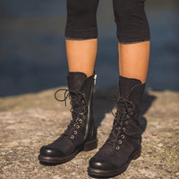 AS98 Activist Boots - Nomads Hemp Wear