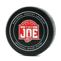 Detroit Red Wings Farewell Season Official Game Puck