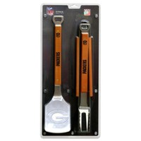 NFL Green Bay Packers 3-Piece Sportula BBQ Set
