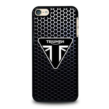 TRIUMPH MOTORCYCLE LOGO iPod Touch 6 Case Cover