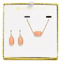 Kendra Scott Necklace & Earrings Set | Nordstrom