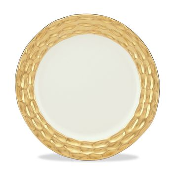 Truro Gold Dinner Plate