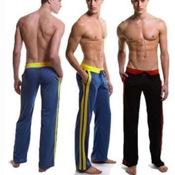New Mens Gym Yoga Athletic Loose Sports Pants  Jogging Casual Trousers Costume [9305659975]