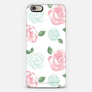 Spring Flowers iPhone 6 case by Rachel Green | Casetify