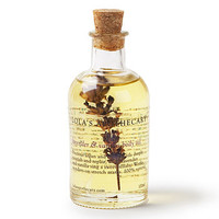 Lavender And Vanilla Body Oil