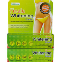 Finale Skin Whitening Cream Bikini Line Armpits Thighs Elbows Knees Pack of 2