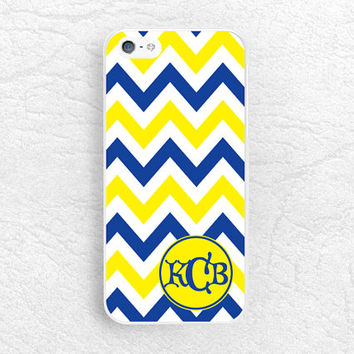 Chevron Monogram Phone Case for iPhone 6 5 4, Sony z1 z3 compact, LG g2 g3 nexus 6, Moto X Moto G, HTC, Monogram Case with personalized name