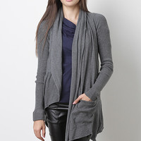 Shrouded Secrets Cardigan