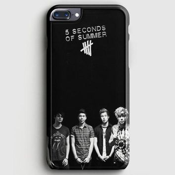 5 Second Of Summer Funny iPhone 8 Plus Case | casescraft