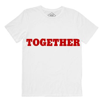 TOGETHER Tee by Altru Apparel