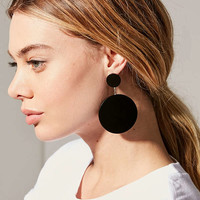 Max Acrylic Statement Earring   Urban Outfitters