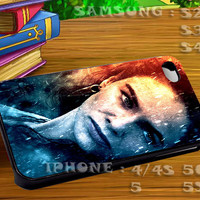 300 Rise Of An Empire Lena Headey For iphone 4 iphone 5 samsung galaxy s4 / s3 / s2 Case Or Cover Phone.