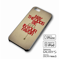 Hunger Games Quotes iPhone case 4/4s, 5S, 5C, 6, 6 +, Samsung Galaxy case S3, S4, S5, Galaxy Note Case 2,3,4, iPod Touch case 4th, 5th, HTC One Case M7/M8