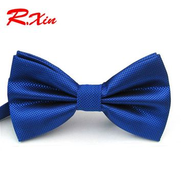 Fashion bow tie pocket married bow ties male bow candy color butterfly ties for men women mens bowties
