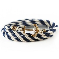 Peter Wence Lanyard Hitch Bracelet by Kiel James Patrick