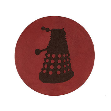 Dalek (Doctor Who) Drink Coaster