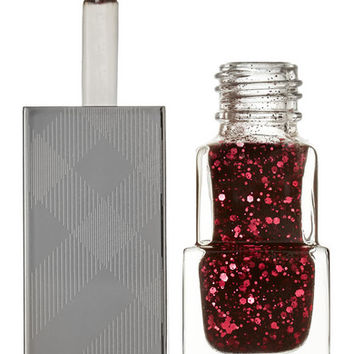 Burberry Beauty - Nail Polish - Ruby Glitter No.306
