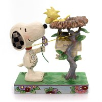 Jim Shore Nest Warming Gift Figurine