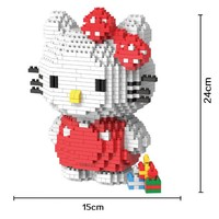Hello Kitty Micro Blocks