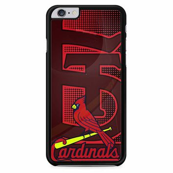 St Louis Cardinals Rams iPhone 6 Plus / 6S Plus Case