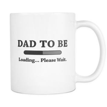Funny Dad To Be Pregnancy Announcement Mug
