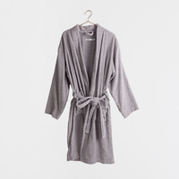 Melange Bathrobe - Towels - Bathroom | Zara Home United States