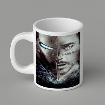 Gift Mugs | Iron Man The Avengers The Suit And I Are One   Ceramic Coffee Mugs