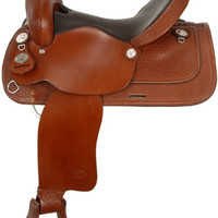 Saddles Tack Horse Supplies - ChickSaddlery.com Royal King Pasadena Trail Saddle Package
