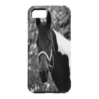 Allyson Johnson Horse Portrait Cell Phone Case
