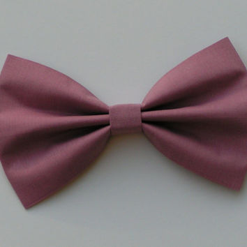 Dusty Rose color Hair Bow, Fabric Hair Bow,Fabric Bow, Bows for Kids, Hair bows