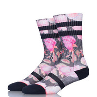 GARDEN PUNK SOCKS - Black - STANCE